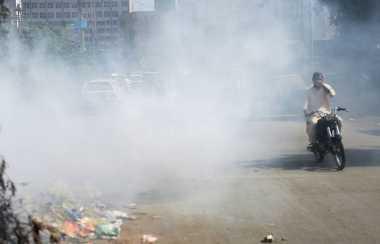 Polusi Udara Berdampak terhadap Kesehatan 92 Persen Orang di Dunia