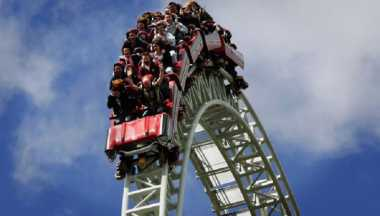 TOP HEALTH 1: Ingin Keluarkan Batu Ginjal? Naik Roller Coaster Saja!