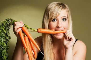 Makan Wortel Bisa Membersihkan Liver dari Racun