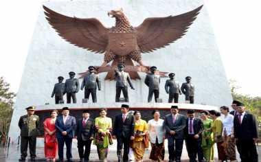 Peringati G30S PKI, Seluruh Instansi di Yogyakarta Kibarkan Bendera Setengah Tiang