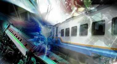 Tragis, Satu Keluarga Tewas Tertabrak Kereta Api