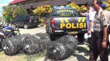 Sampah Antariksa yang Jatuh di Sumenep Diserahkan ke LAPAN