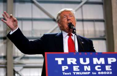 University of Pennsylvania, Kampus 'Favorit' Keluarga Donald Trump