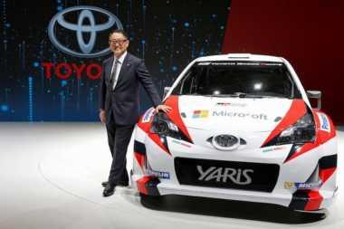 Mobil Tanpa Sopir Toyota Bakal Diuji 14,2 Miliar Km Sebelum Dijual