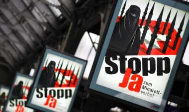 Pemuka Agama Islam di Swiss Menyambut Larangan Pakai Burqa
