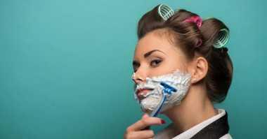 Dear Ladies, Ini yang Perlu Diketahui Soal Shaving Wajah