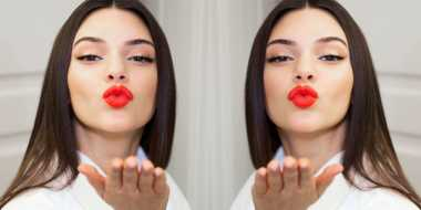 Unik : Kendall Jenner Menjelma Jadi Emoji Filter Snapchat