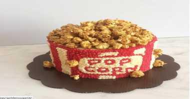 TOP FOOD 1: Popcorn atau Kue? Silakan Tebak Sendiri!