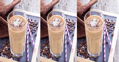 Bikin Coffee Smoothie untuk Rayakan Hari Kopi Internasional