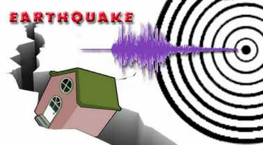 Maluku Kembali Diguncang Gempa