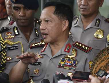 Alasan Kapolri Ganti Kapolda Riau