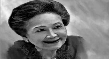 Tokoh Pers Nasional Herawati Diah di Mata Anak Bungsunya