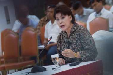 Basaria Minta Bhayangkari Ingatkan Suami Jauhi Korupsi