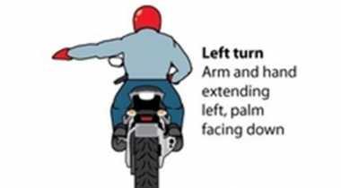 HOT THREAD (4): Simbol Jari untuk Pengendara Motor yang Ingin Touring