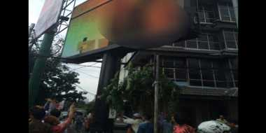 Tinjau Papan Reklame Porno, Wali Kota Jaksel Minta Pelaku Dihukum Berat