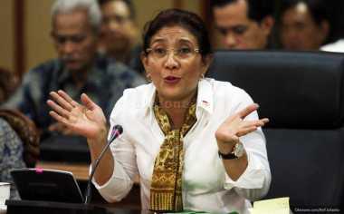 Menteri Susi Diminta Tenggelamkan Kapal Ilegal di Bali