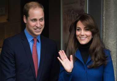 Bepergian ke Kanada, Pangeran Wiliam & Kate Middleton Pilih Hotel Bintang 3