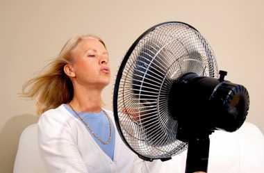 Alami Serangan Hot Flushes Awal Tanda Wanita Menopause