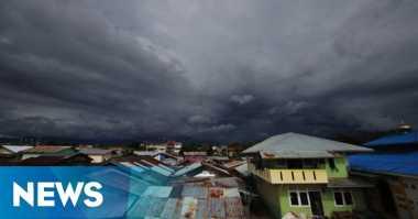 Cuaca Buruk, Lima Pesawat Sempat Tertahan di Semarang