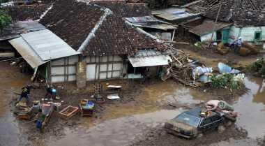 2.000 Hektare Lahan Negara di Hulu Sungai Cimanuk Beralih Fungsi