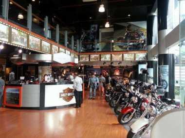 Harley Davidson Buka Jaringan Diler Lagi di Indonesia