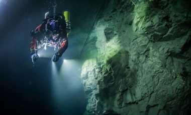 Gua Bawah Air Terdalam di Dunia Ditemukan