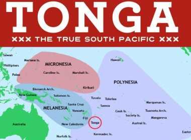 Gempa Bumi 6,1 SR Hantam Negara Polinesia Tonga