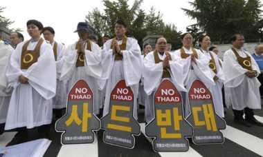 Media China: AS dan Korsel Akan Membayar untuk Sistem Misilnya