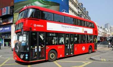 Pembunuh Bayi Tiga Bulan di Bus London Ditangkap