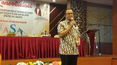 Bangun Karakter Warga DKI, Anies Baswedan Akan Bentuk Unit Pembinaan Keluarga