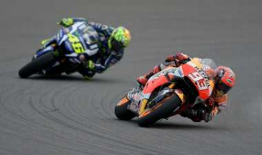Tak Puas dengan Raihan di GP Aragon, Rossi: Yamaha Harus Kejar Honda