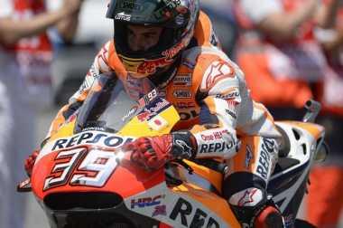 Marc Marquez Dituntut Kunci Gelar Juara di Sirkuit Motegi