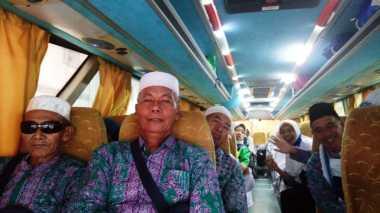 87.902 Jamaah Haji Sudah Pulang ke Tanah Air