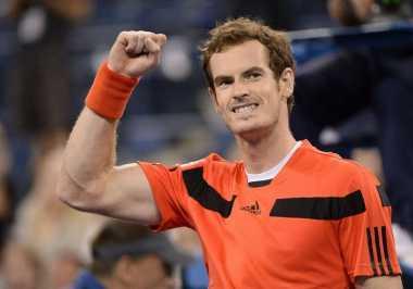 Murray Merasa Belum Pantas Geser Novak Djokovic Sebagai Raja Tenis