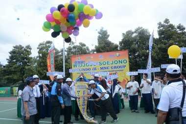 Turnamen ITF Widjojo Soejono-Pelindo III-MNC Group Diharapkan Telurkan  Bibit Muda