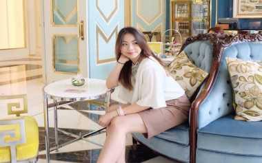 Berkiprah di Dunia Fashion, Alodia Ingin Atasi Pengangguran
