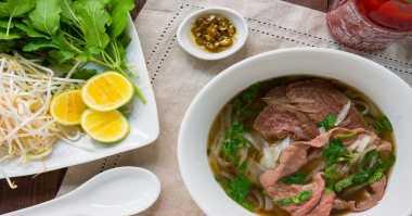 Ternyata, Begini Tradisi Makan Mi Masyarakat Vietnam