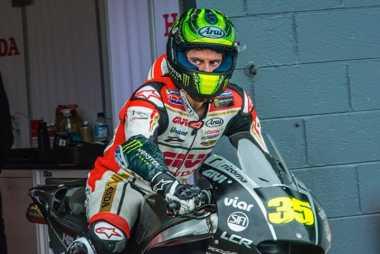 Cal Crutchlow Bidik Hasil Bagus di GP Australia