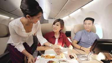 Cara Cerdas Menikmati Penerbangan Nyaman dengan Harga Terjangkau