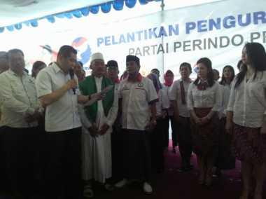 Hary Tanoe Lantik Organ Sayap DPW Perindo Jatim