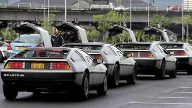 Mobil 'Penjelajah Waktu' Sudah Bisa Dipesan
