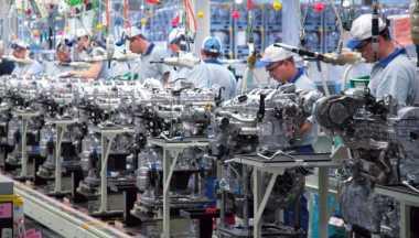 Toyota Investasi Rp2.000 Triliun untuk Produksi Dua Mesin Baru