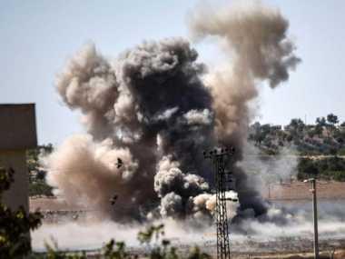 Serangan Pasukan Turki di Suriah Tewaskan 200 Militan Kurdi