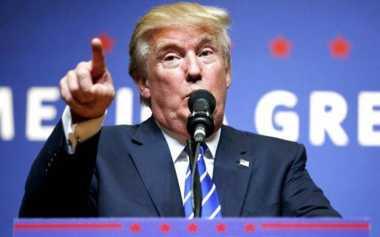 Trump Bakal Terima Hasil Pilpres AS Jika Menang