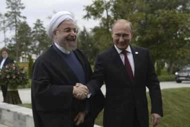 Dukung Presiden Assad, Iran dan Rusia Terancam Sanksi Uni Eropa