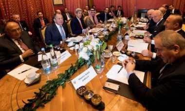 Iran Minta AS Ajak Mesir Rundingkan Perdamaian Suriah