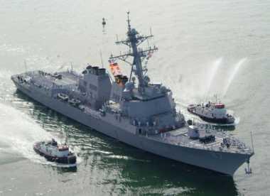 Iran Bantah Terlibat Penembakan Rudal ke Kapal AS