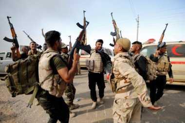 PM Irak: Upaya Pembebasan Mosul Lebih Cepat dari yang Direncanakan