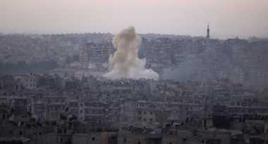 Usai Jeda Kemanusiaan, Pasukan Suriah Akan 'Bersihkan' Aleppo