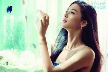 Jun Ji Hyun, Muse Teranyar Lini Perhiasan Mewah